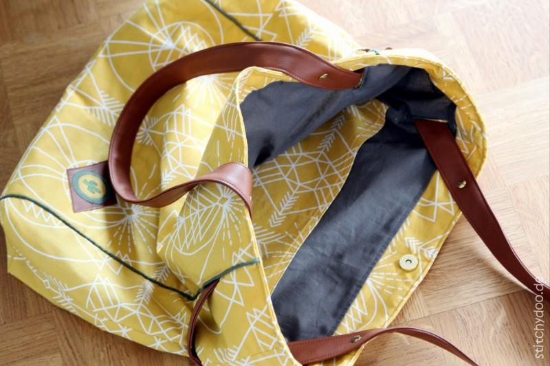 Carrybag Taschenspieler 4 Innenansicht