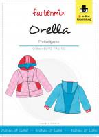 Kinderjacke Orella, Schnittmuster für jede Jahreszeit, mit online Nähanleitung