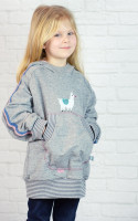 YORIK, Oversize Kapuzensweater, Schnittmuster