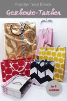 Nachhaltige Geschenketaschen selber nähen