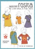 Rosita, Shirt, Papierschnittmuster