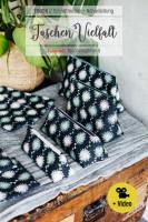 TaschenVielfalt - Mini-Taschen, Stiftetasche, Kosmetiktasche in 10 Größen und 2 Varianten