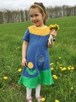 Amalya, Sommerkleid, Schnittmuster