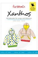 XANTHOS, Windbreaker, Papierschnittmuster
