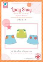 Lady SHAY, Damenrock von miaLuna, Papierschnittmuster
