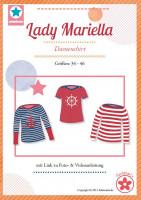 Lady Mariella, U-Boot-Shirt, Schnittmuster