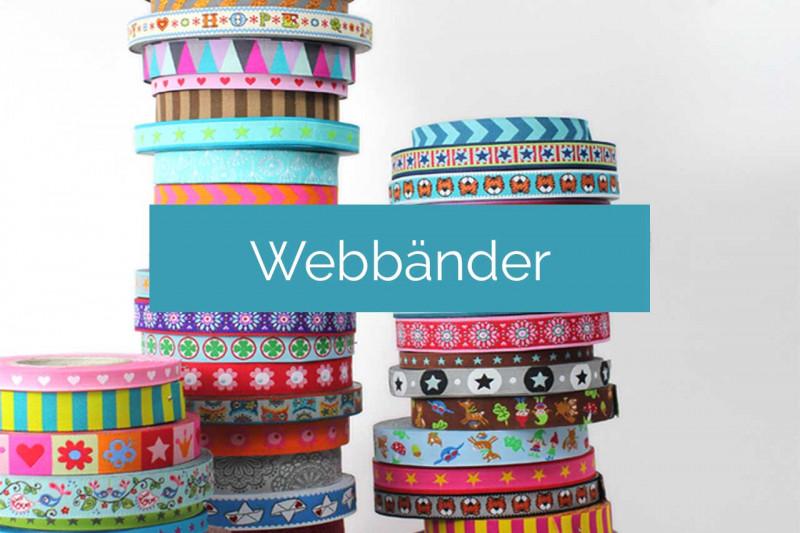 Webbänder Stylefix Schnittmuster Taschenspieler   farbenmix