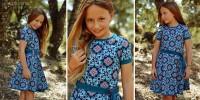 Nurita, Allround-Kleid für Kids, Schnittmuster