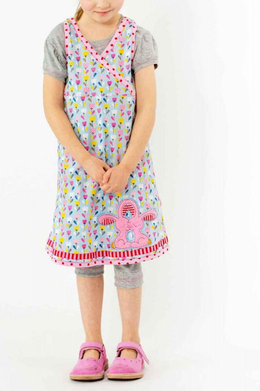 Kinder-Wickelkleid Schnittmuster Xenia
