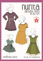 Nurita, Allround-Kleid für Kids, Papierschnittmuster
