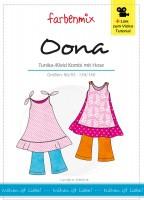 OONA, Trägerkleid, Papierschnittmuster