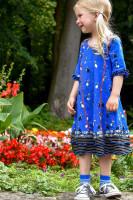 KIARA, Kleid und Longshirt, Schnittmuster