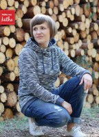 Paula, Damen Raglanjacke/Sweatshirt Damen, Schnittmuster
