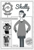 Shelly, Sweater, Papierschnittmuster