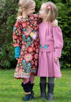 JOSEFIN, Folklore-Kinderkleid, Schnittmuster