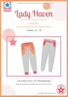 Lady Haven, Papierschnittmuster