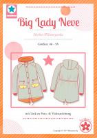 Big Lady Neve, Damenparka, miaLuna Schnittmuster