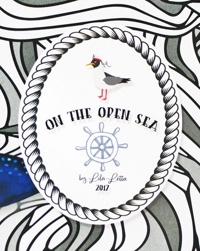 On The Open Sea Webband Kollektion