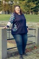 Mamacita XL, Plus-Size-Shirt, Schnittmuster