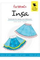 INSA, Doppelrock, Papierschnittmuster