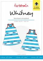 WHITNEY, Jerseykleid, Schnittmuster