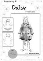 DAISY, Winterkleid, Papierschnittmuster