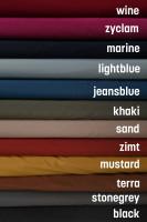 Leichter Jackenstoff wind- und wasserabweisend in vielen Farben