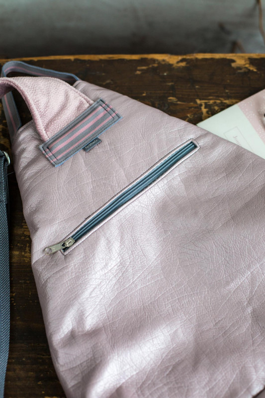 Detailansicht Taschenspieler 5 Crossbag 2