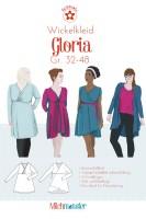Gloria, Shirt Kleid Jacke, Milchmonster Schnittmuster
