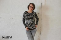 Lady Pepe, Basic-Damenshirt, Schnittmuster
