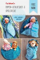 Puppenschlafsack Spieldecken Gratis Nähanleitung