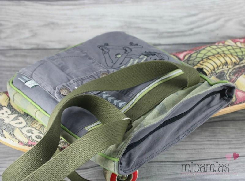 Männertasche Farbenmix Taschenspieler 4