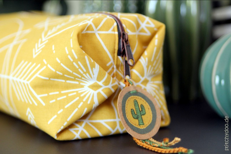 Popup-Tasche gelb