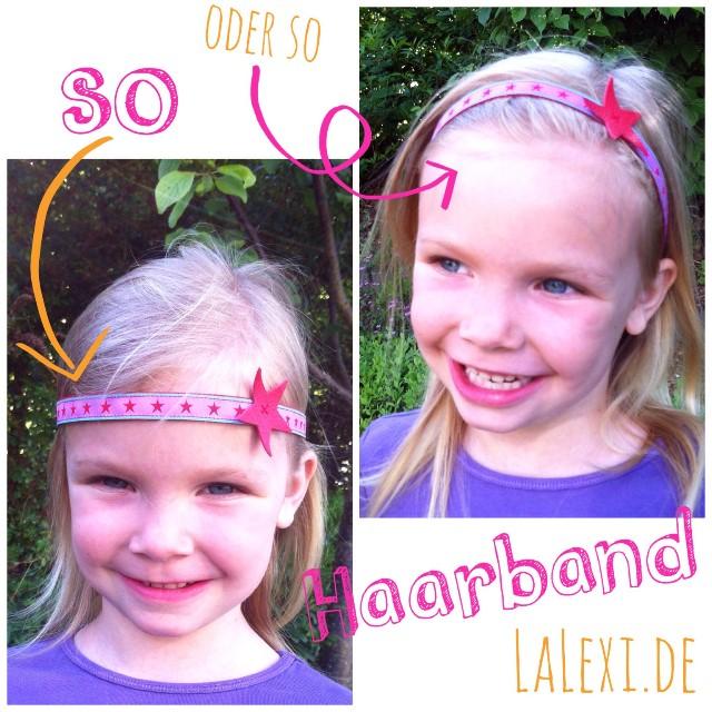 5-Minuten-Haar- und-Stirnband, Kreativ-FREEbook | farbenmix