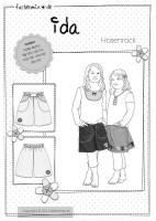 IDA, Hosenrock, Papierschnittmuster