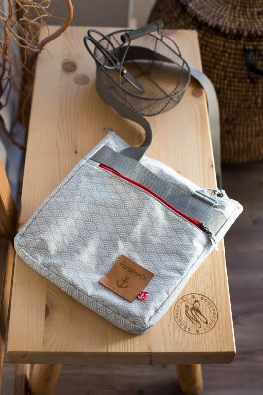 Taschenspieler 4 einfache Umhängetaschen