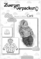 Carli Jacke + Mütze, Papierschnittmuster