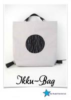 Ikku-Bag, Rucksack-Tasche