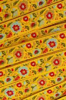 Webband Miniblümchen, 13 mm breit
