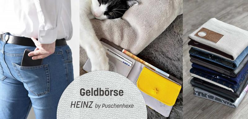 Geldbörse Heinz