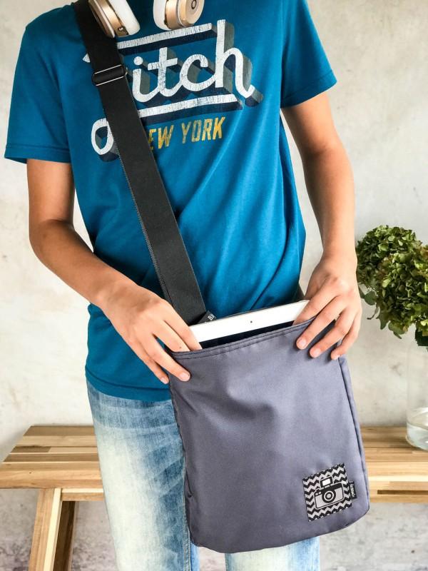 Taschenschnitt für Jungs und Teenager