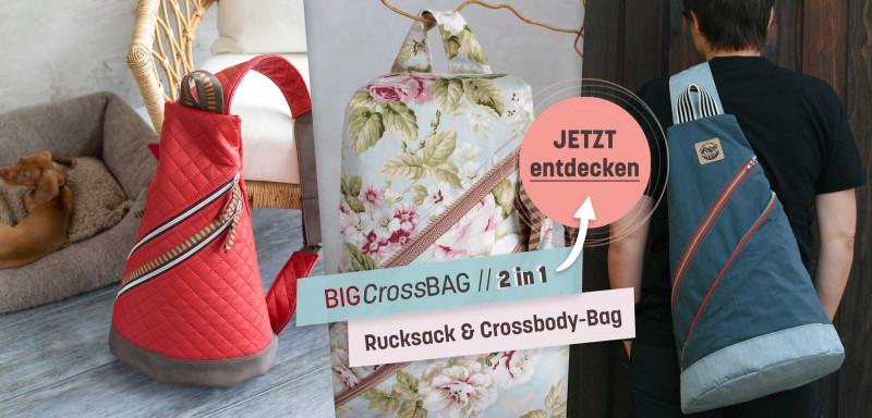 Big Cross Bag von farbenmix