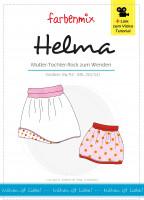 HELMA, Mutter-Tochter-Rock, Schnittmuster