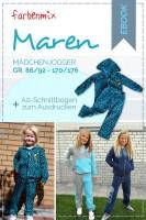 MAREN, Jogginganzug für Mädchen, Ebook