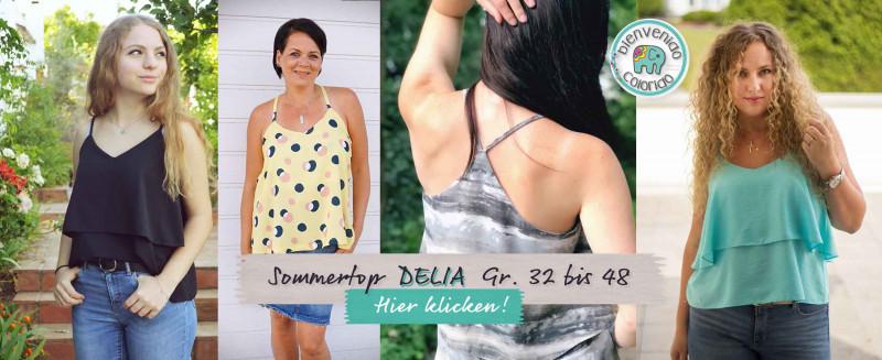 Sommertop Delia