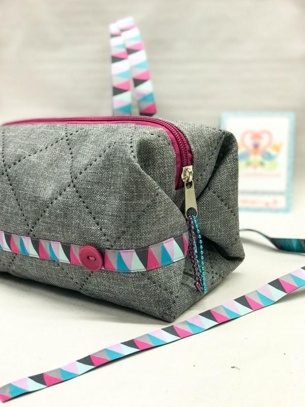 farbenmix Taschenspieler4 PopUp-Tasche geometrisch