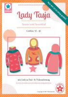 Lady Tasja, Hoodie und Kleid, Ebook