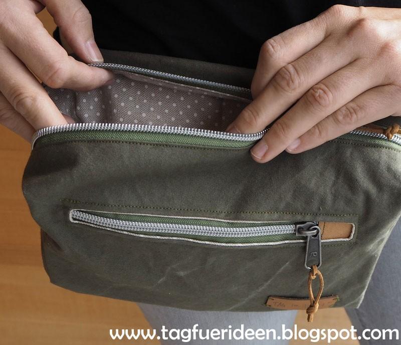Taschenspieler 4 Hüfttasche