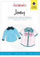 JOEY, Hemd, Schnittmuster