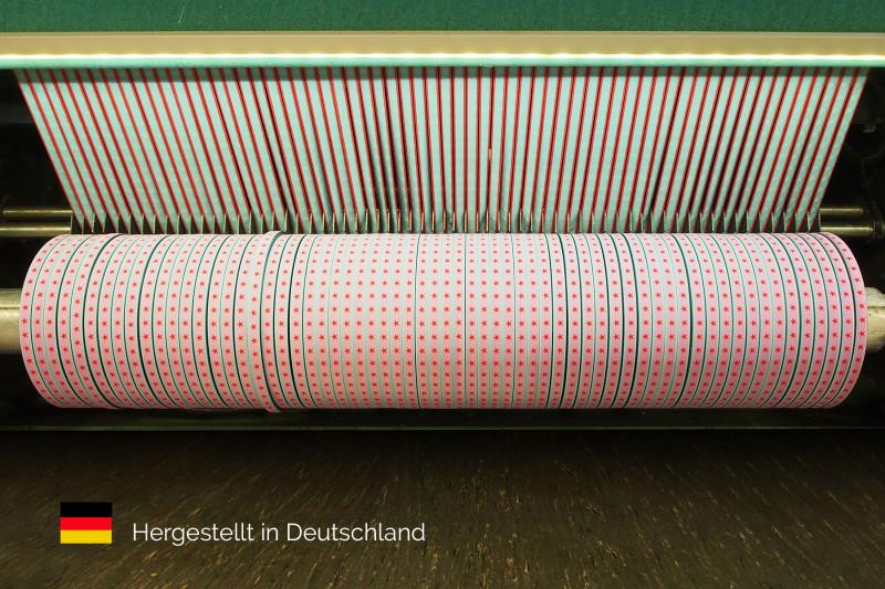 Webbänder und Borten aus Deutschland